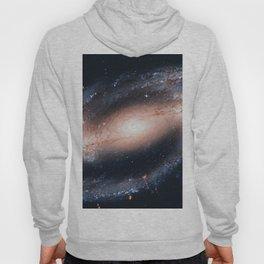 Spiral galaxy in the constellation Eridanus NGC 1300 Hoody