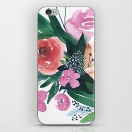 Spring Gatherings iPhone Skin