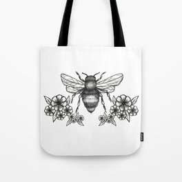 give me some sugar, little honey bee Tote Bag