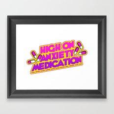 MEDS Framed Art Print