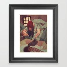 Artisan Framed Art Print