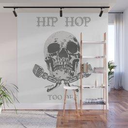 Hip Hop Too Def Wall Mural