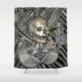 Sedlec XII Shower Curtain