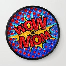 WoW MoM reversible Wall Clock
