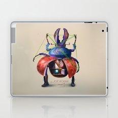 Beetle stunt Laptop & iPad Skin
