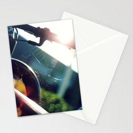 Spiderweb Bike Stationery Cards