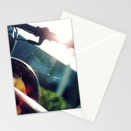 Spiderweb Bike Stationery Cards