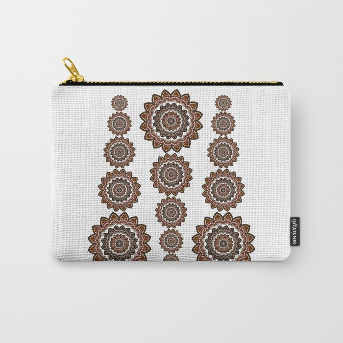 Bohemian Pattern 2 Carry-All Pouch