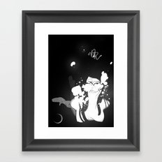 bnw14 Framed Art Print