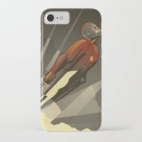 star lord iPhone & iPod Cases featuring The Star-Lord by Danny Haas