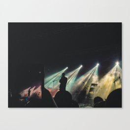 Led By a Beating Heart Canvas Print