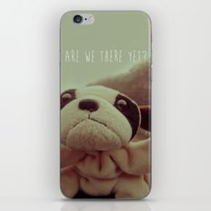 Are We There Yet? iPhone & iPod Skin