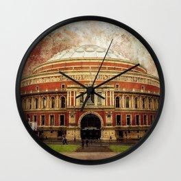 The Royal Albert Hall - London Wall Clock