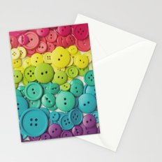 Cute as a button Stationery Cards
