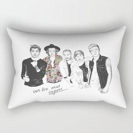 One Direction Rectangular Pillow