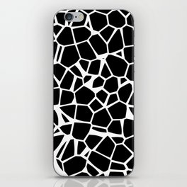 Voronoi Essentials iPhone Skin