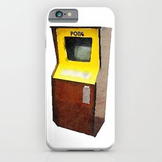 An arcade cabinet - coin-op ! iPhone 6s Slim Case