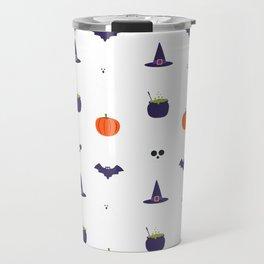 Trick or Treat Happy Halloween Travel Mug