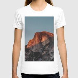Yosemite Half Dome Glow T-shirt