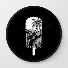 My Little Sweet Summer Wall Clock