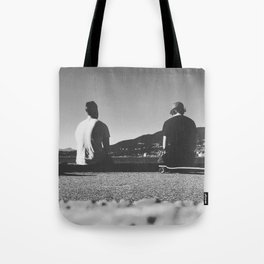 High Skates Tote Bag