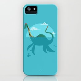 "Loch""Ness"" Monster iPhone Case"