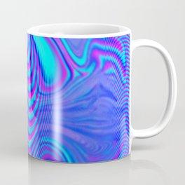 GLITCH MOTION WATERCOLOR OIL Coffee Mug