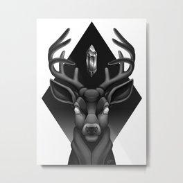 stagnant Metal Print