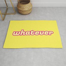 The 'Whatever' Art Rug