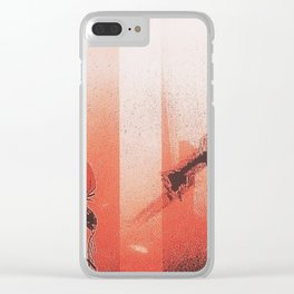 Tommy Clear iPhone Case