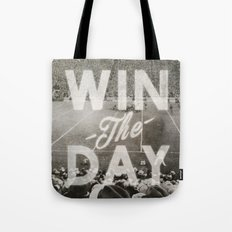 Win the Day Tote Bag