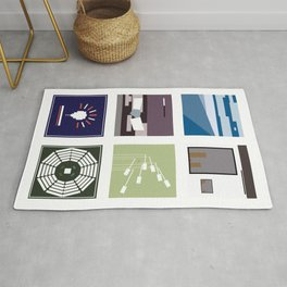 Modest Mouse Rug