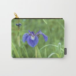 Iris at the Marsh Carry-All Pouch