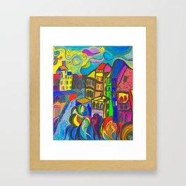 The Wave   #Society6   #decor   #buyart Framed Art Print