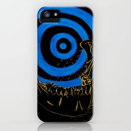 Human Jaw iPhone Case