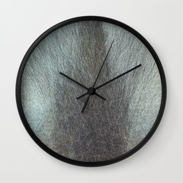 The Son of Lines Wall Clock