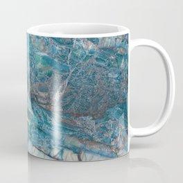 Siena turchese - blue marble Coffee Mug