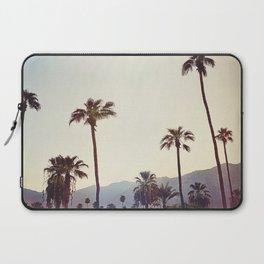 Palm Trees in the Desert Laptop Sleeve