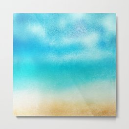 Tropical Sea #5 Metal Print