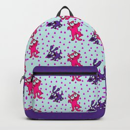 Purple Rain Backpack