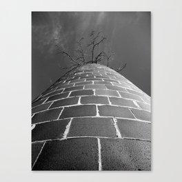 Silo Tree Canvas Print