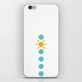 Design Principle THREE - Emphasis iPhone Skin