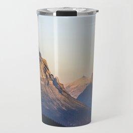 Glacier Mountain III Travel Mug