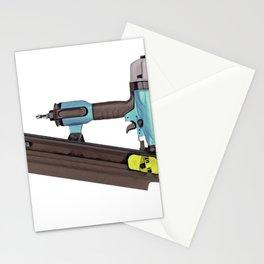 Pneumatic Nailer Nail Gun Drive Wall Hole Deep Stationery Cards