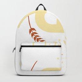 Gluten Free Backpack