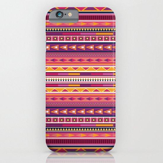 Geometric Pattern iPhone & iPod Case
