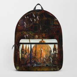Somewhere in Venice Backpack