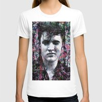 elvis T-shirts featuring ELVIS PRESLEY by Vonis