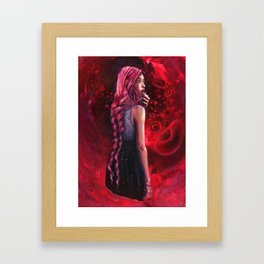 Soul Searching Framed Art Print