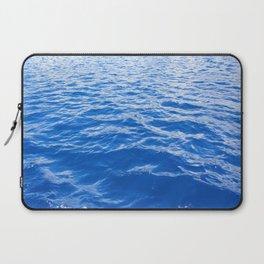 As blue as the Ocean Laptop Sleeve